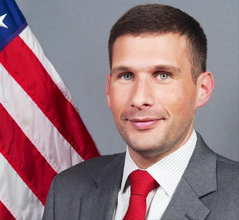 جارد كابلان المتحدث الرسمي الإقليمي باسم وزارة الخارجية الأمريكية