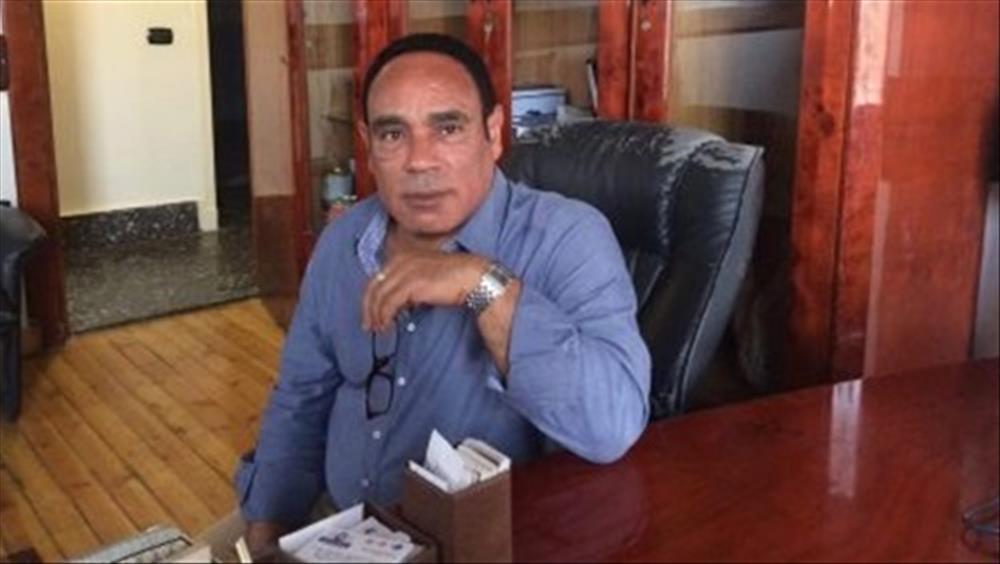 المهندس علاء سعداوى، الأمين العام للجمعية المصرية للنقل