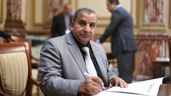 النائب عبد الحميد كمال عضو مجلس النواب