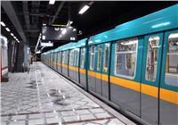 مترو الخط الثالث - صورة ارشيفية
