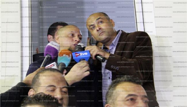 """من داخل عزبة الهجانة  """" روبرتو كارلوس """" يوجه رسالة للمصريين"""