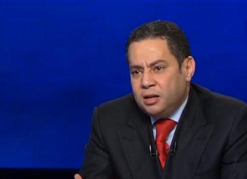 خالد محمد علي بدوي وزير قطاع الأعمال العام
