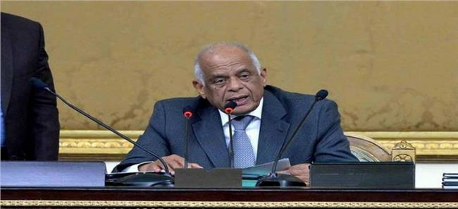 د.على عبد العال رئيس مجلس النواب