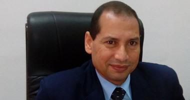شمس الدين شاهين رئيس جامعة بورسعيد
