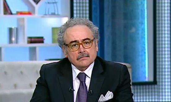 الدكتور علاء عبد الهادي رئيس اتحاد كتاب مصر