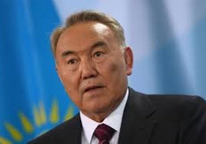 رئيس كازاخستان نور سلطان نزرباييف