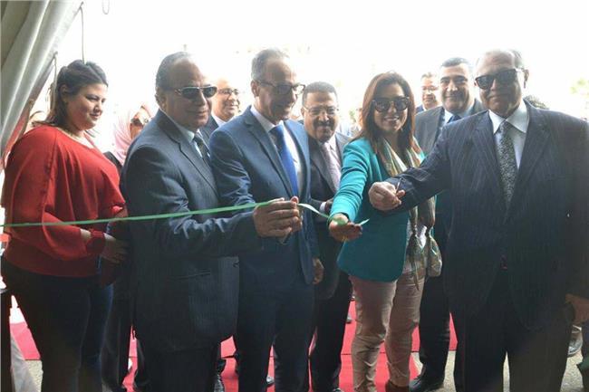 افتتاح معرض الشيخ زايد للكتاب