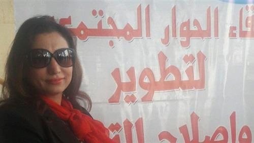 عبير أحمد مؤسس اتحاد أمهات مصر