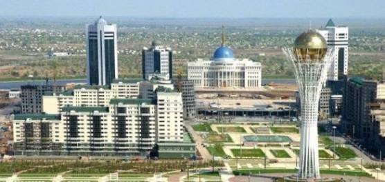 العاصمة الكازاخستانية أستانا
