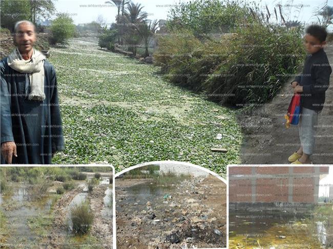 قرى الصف تغرق في مياه الصرف الصحي