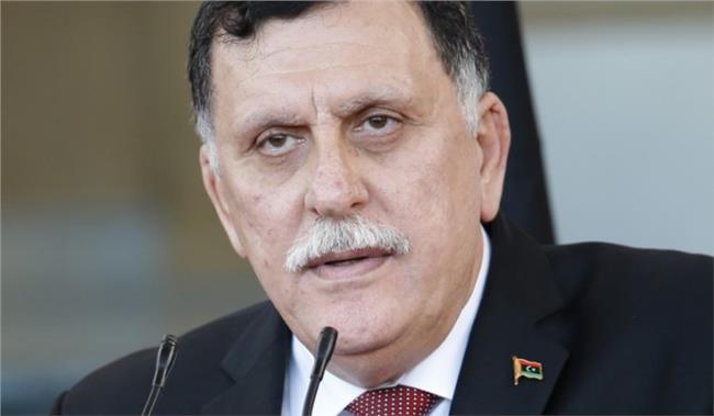 رئيس حكومة الوفاق الوطني الليبية