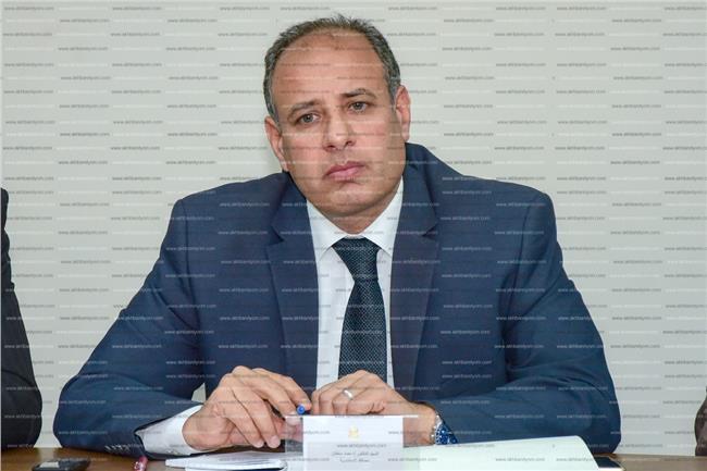 محمد سلطان محافظ الإسكندرية