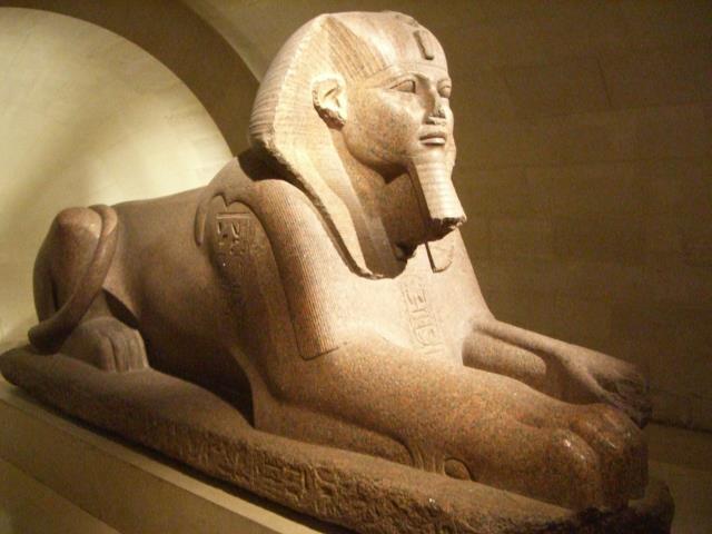 تمثال الملك مرنبتاح