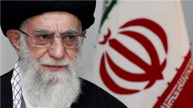 الزعيم الأعلى الإيراني آية الله علي خامنئي