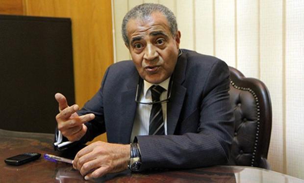 وزير التموين علي المصيلحي