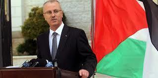 رئيس الوزراء الفلسطيني رامي الحمدلله