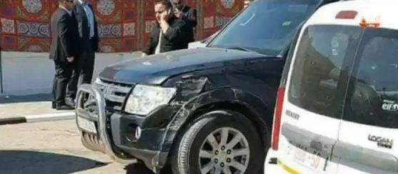 صورة من تفجير الموكب