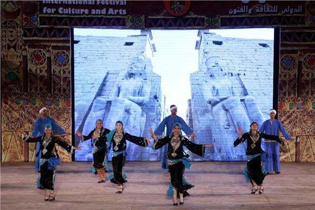 من فعاليات الأقصر عاصمة الثقافة العربية