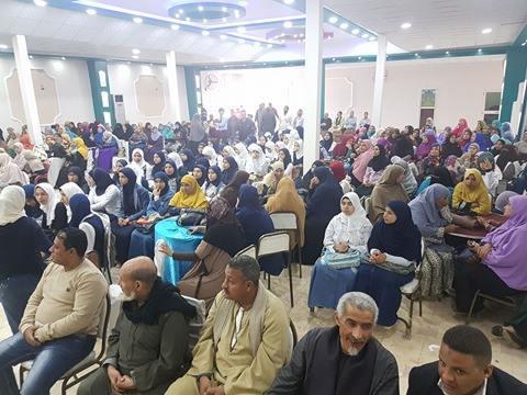 جانب من فعاليات إحدى حملات «صوتك لمصر بكرة»