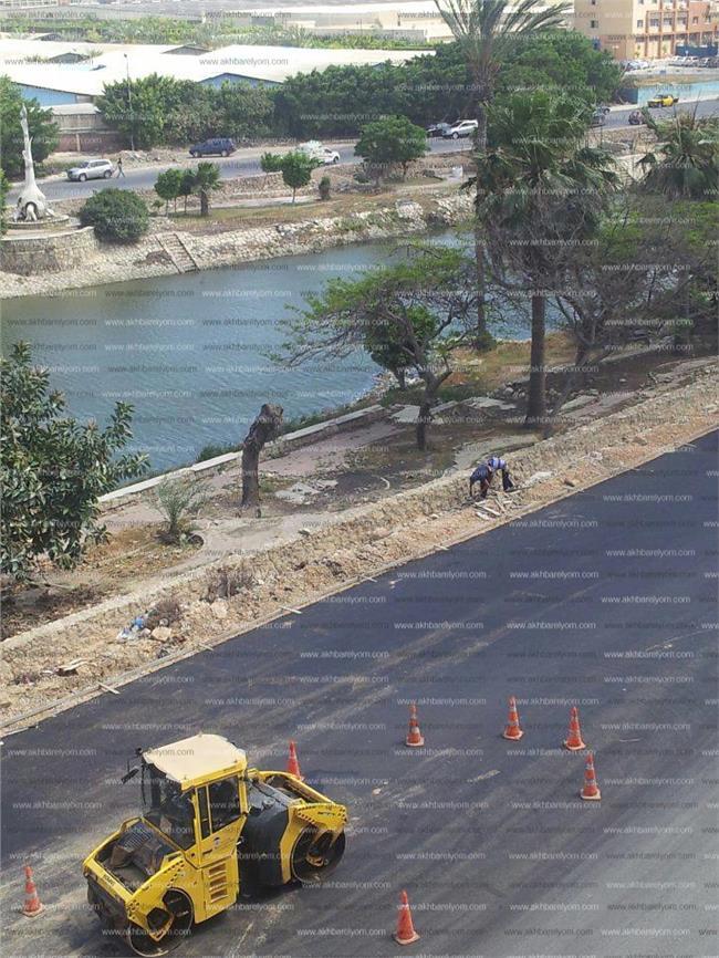 ترعة المحمودية المصدر الرئيس لتغذية محطات مياه الشرب بالإسكندرية