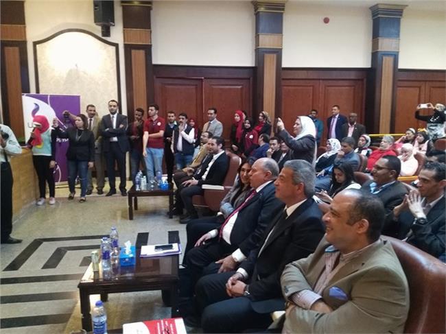 وزير الرياضة يشهد مؤتمر دعم بعثة الاولمبياد الخاص