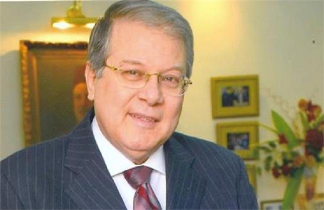 محمد يوسف رئيس شركة مصر القابضة للتأمين