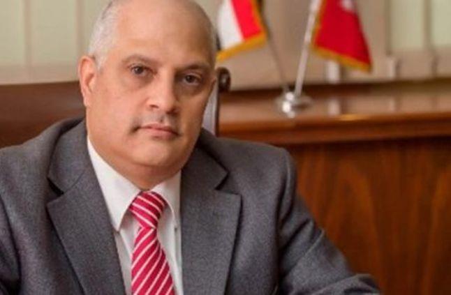 حسين عطا الله رئيس شركة مصر للتأمين