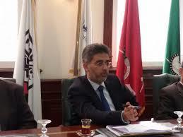 د. أحمد عبد العزيز عبد السلام رئيس شركة مصر لتأمينات الحياة