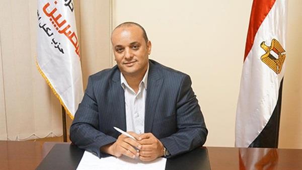 عضو مجلس النواب النائب عمر وطني