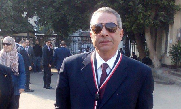 نبيل أبو باشا عضو مجلس النواب