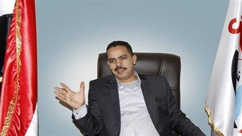 أشرف رشاد، عضو مجلس النواب