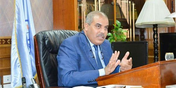 الدكتور محمد حسين المحرصاوى