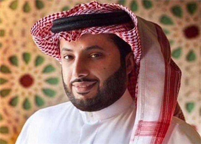 تركي أل الشيخ الرئيس الشرفي للنادي الأهلي