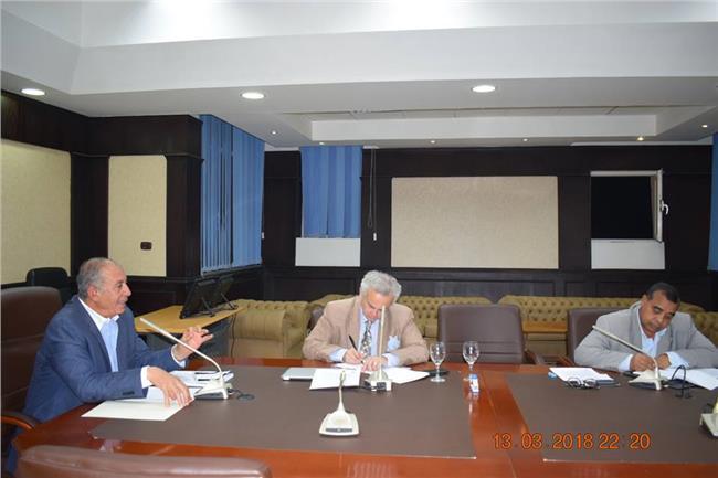 صورة خلال الاجتماع