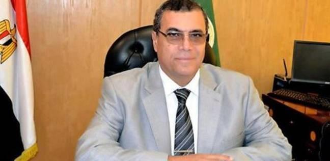 د. جمال سامى محافظ الفيوم