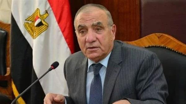 اللواء أبوبكر الجندي وزير التنمية المحلية