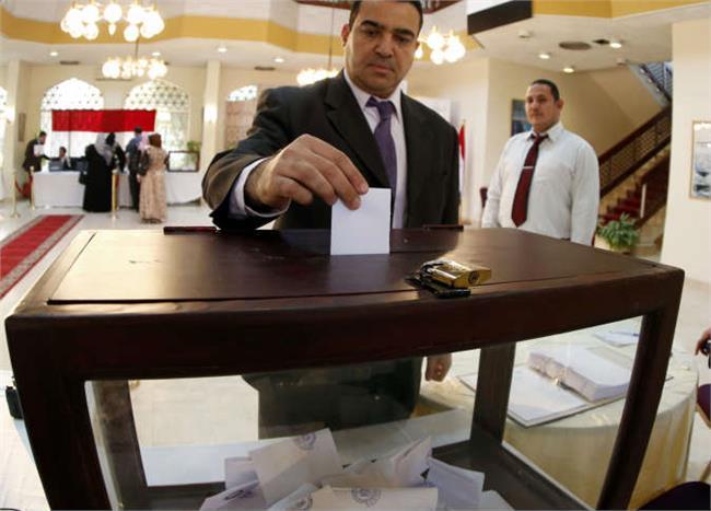 انتخابات المصريين بالخارج