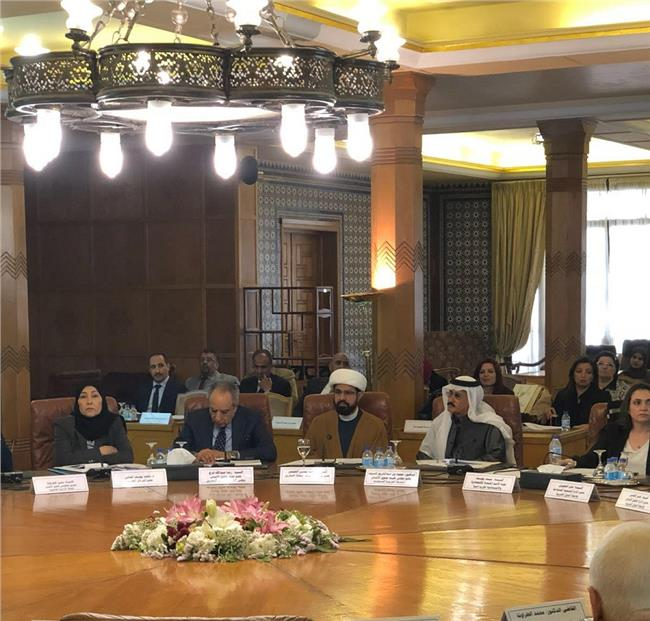 أعمال الندوة العربية حول دور السلطة القضائية