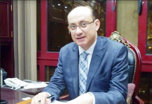د. عصام البطاوي أستاذ القانون الجنائي