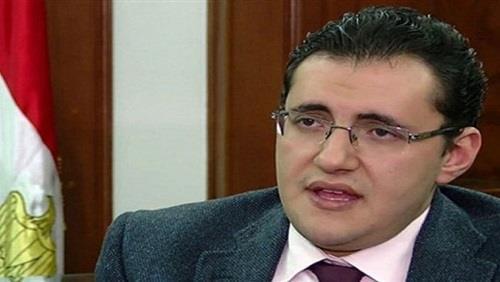 المتحدث الرسمي لوزارة الصحة والسكان د.خالد مجاهد