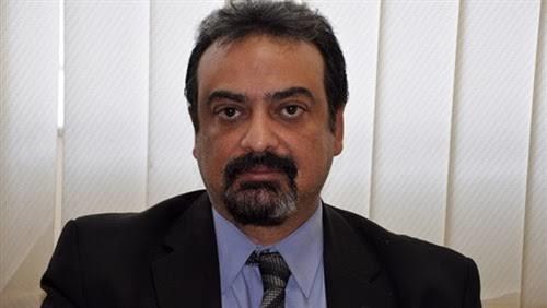 مساعد أمين المجلس الأعلى للجامعات لشئون المستشفيات الجامعية د.حسام عبدالغفار