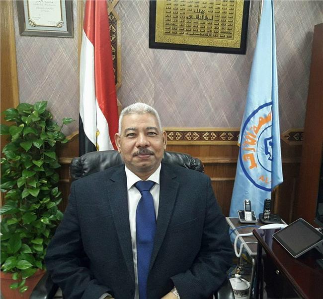 أحمد عباس أمين عام جامعة الأزهر