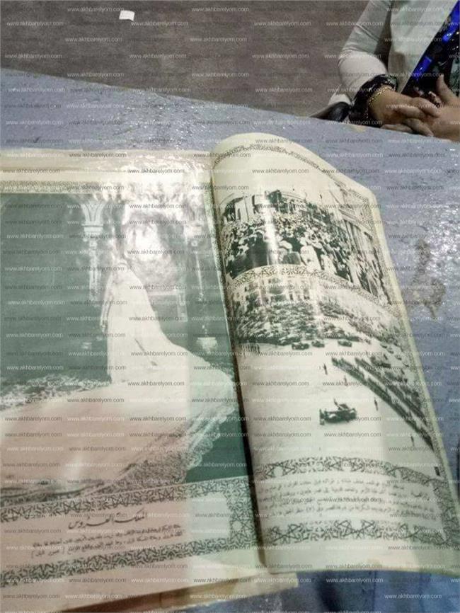 محاولة تهريب كتب ومجلدات ومخطوطات دينية نادرة بمطار القاهرة