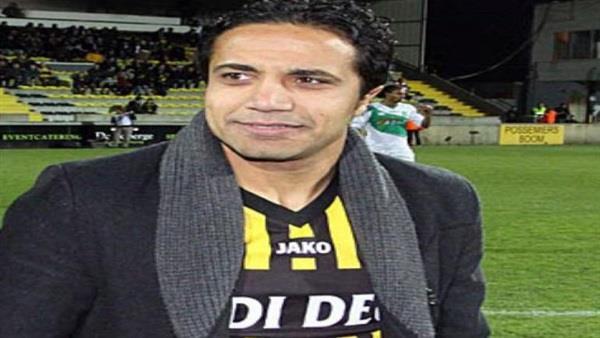 المدرب المساعد لفريق وادى دجلة محمد عبد الواحد