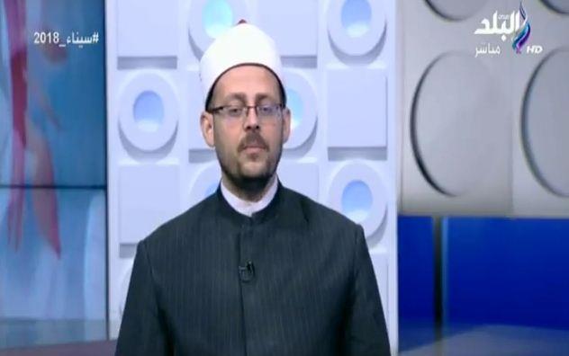 الدكتور أسامة الجندي، مدير المساجد بوزارة الأوقاف