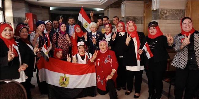 مايسه عطوة عضو مجلس النواب