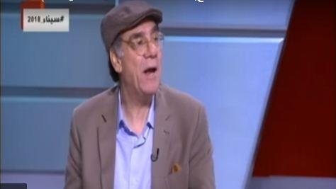 الفنان أحمد فؤاد سليم