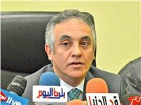 المستشار محمود حلمى الشريف