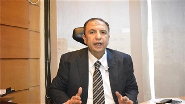 المهندس خالد سعد أمين عام رابطة مصنعي السيارات