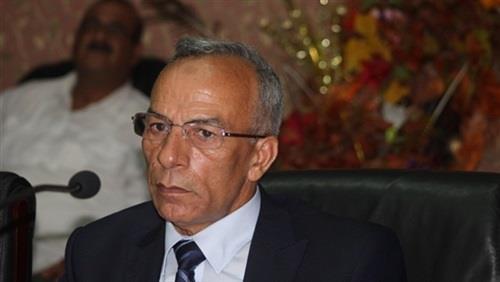 اللواء عبد الفتاح حرحور